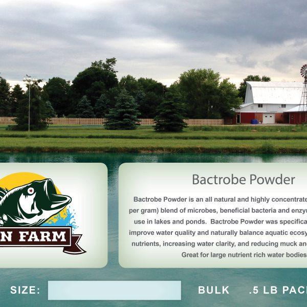 Bactrobe Powder GHS Front
