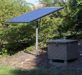 Solar Pond Aerator SB-2