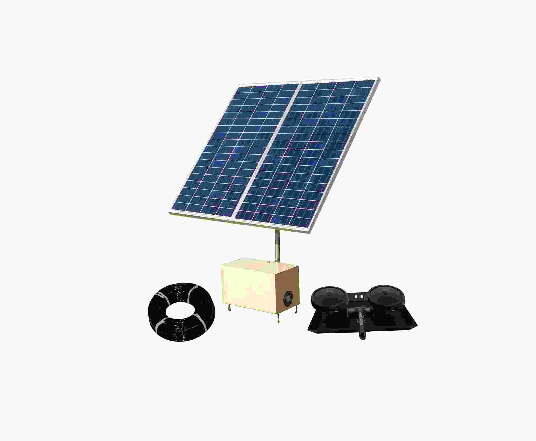 DD Solar 7 Combo - Solar Aerator