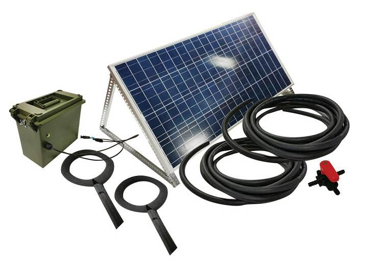 Solar Aerator DD 2